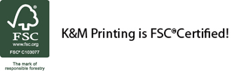 FSC Certified Online Printing Services